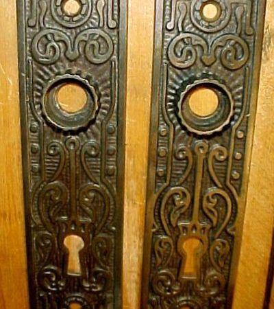 Interior Door Plates