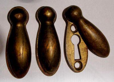 Bronze Key Cover