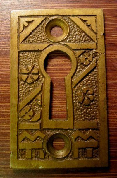 Bronze Key Hole Cover