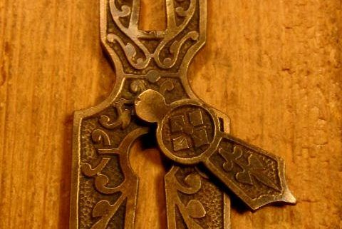 Bronze DBL. Key Cover
