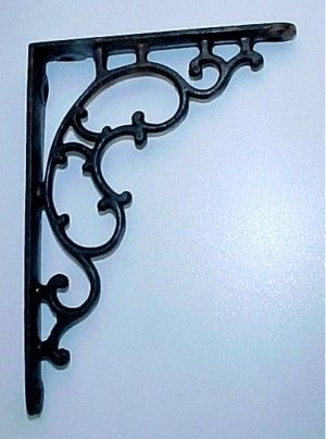Iron Shelf Bracket
