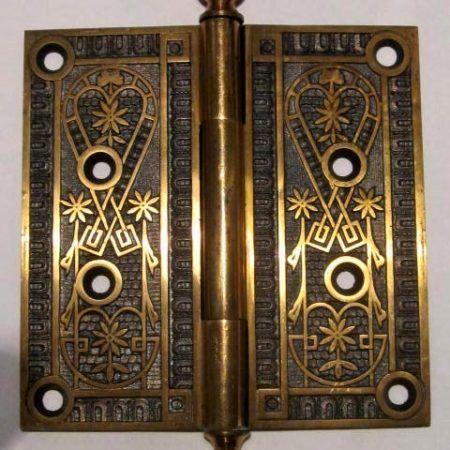 Bronze Door Hinge