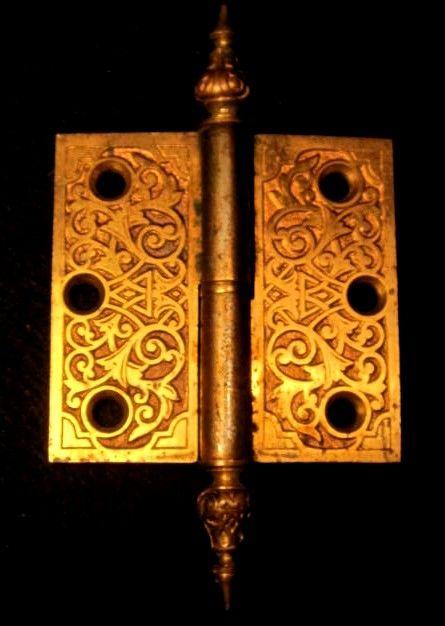 """Bronze &Iron Door Hinge 3""""x3"""" RH"""