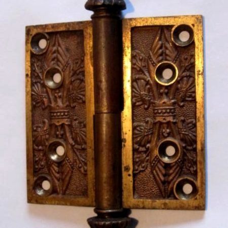 Bronze Door Hinge 3-12""