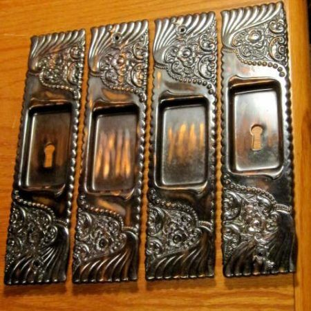 Pocket Door Pull Set