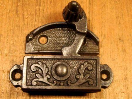 Iron Window Lock