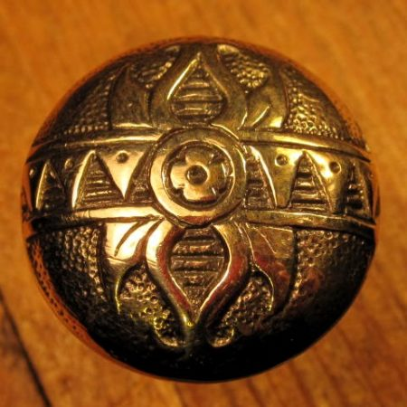 Bronze Shutter Pull Knob