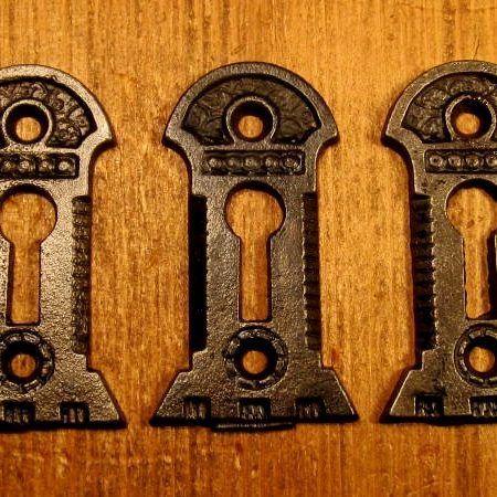Iron Key Hole Cover