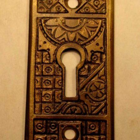 Large Bronze Escutcheon