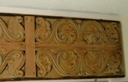 Architectural Wood Carving