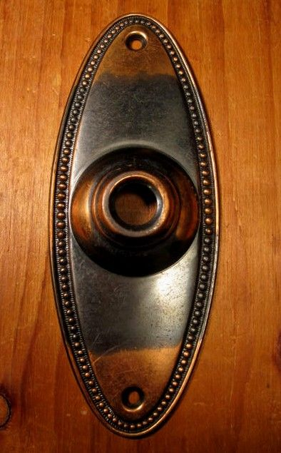 Bell Ringer Plate & Door Bell Pulls \u0026 Electric Ringers Archives - Classic Home Hardware