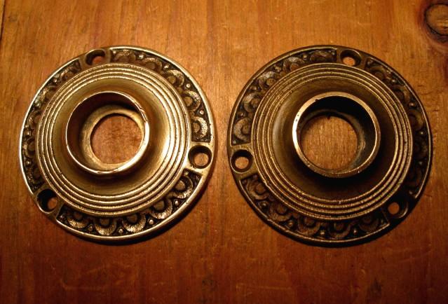 Bronze Rosettes Nashua