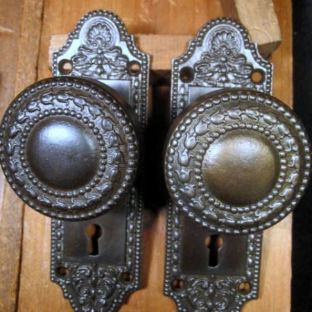 Chicago Niles Door Knob Set