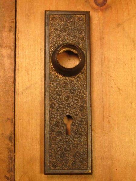 Bronze Door Plate Chicago