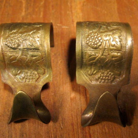 Brass Molding Hooks