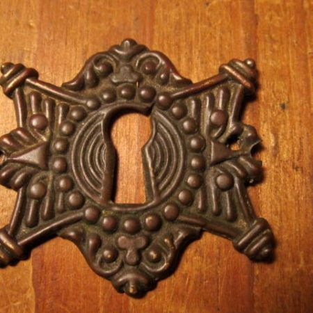 Brass Key Hole Cover