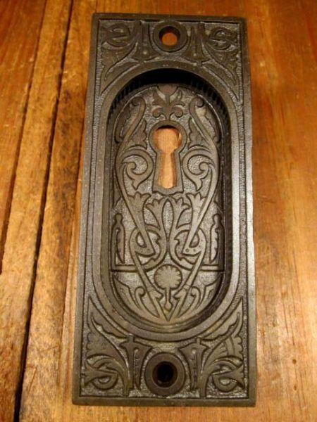 Iron Pocket Door Pull