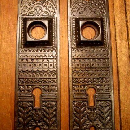 Interior Door Plate
