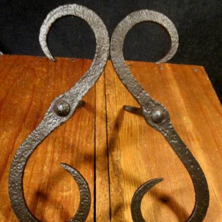 Iron S Shutter Hooks