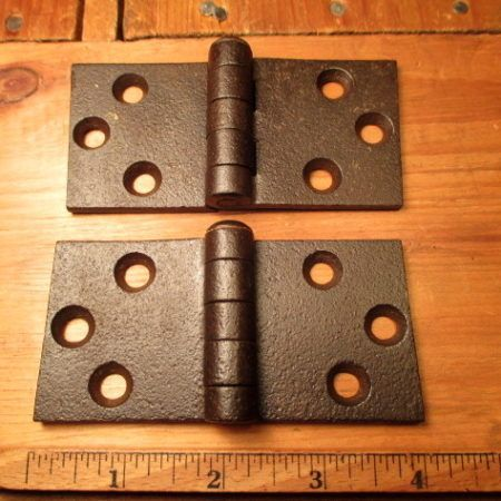 Iron Butterfly Hinges