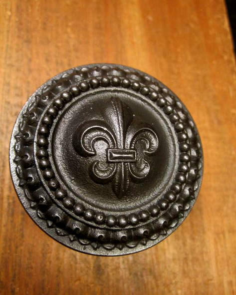 Cast Iron Door Knob
