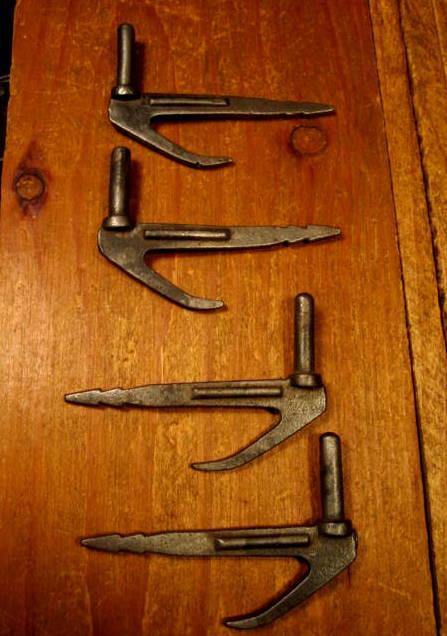 Iron Shutter Pintel