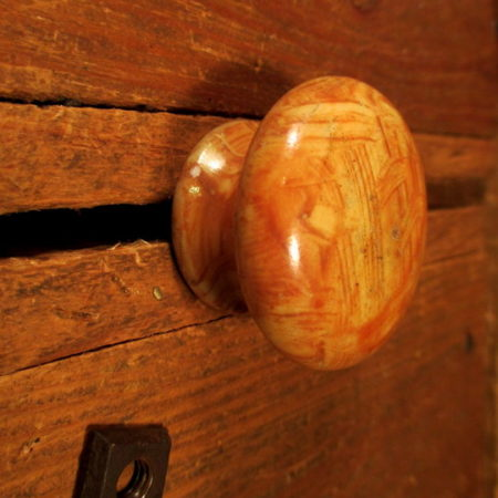Bennington Pottery Knob