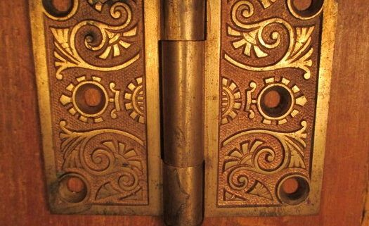 "3"" Bronze Door Hinge"