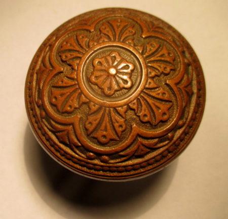 Bronze Corbin Door Knob