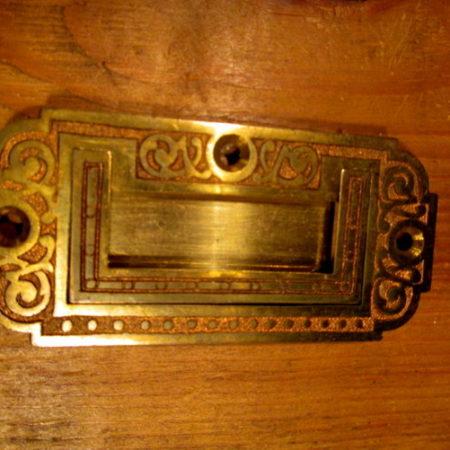 Bronze Butler Pantry Drawer Pull