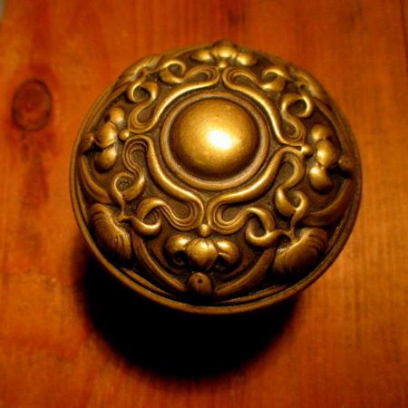 Interior Door Knobs Brass & Iron