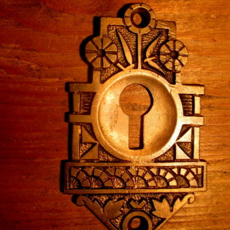 Bronze Key Cover Russell Erwin