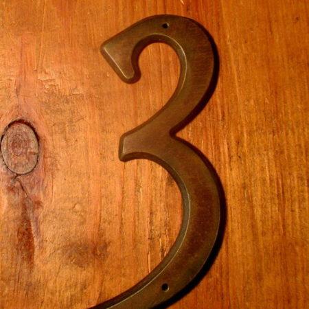 Brass Number 3