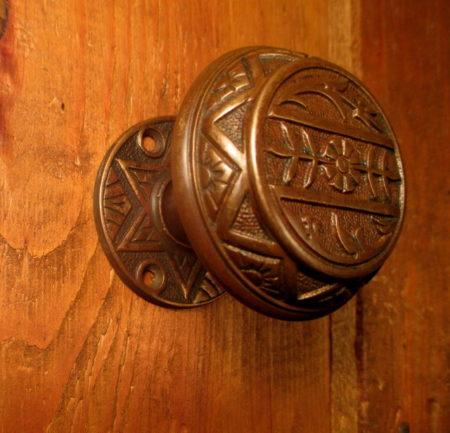Bronze Door Knob
