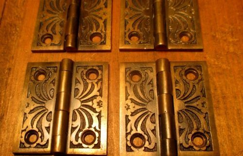 Bronze Interior Shutter Hinges
