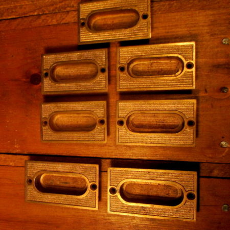 Cast Bronze Sash Lift Hardware