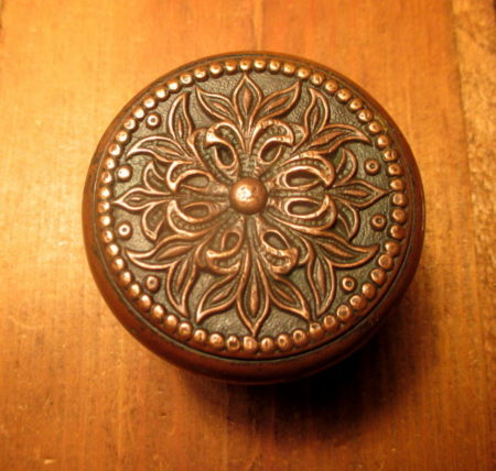 Bronze Door Knob Hardware