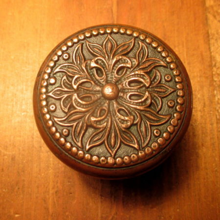 Bronze Door Knob Hardware