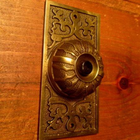 Ornate Electric Bell Ringer