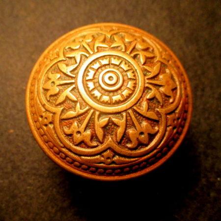 Cast Bronze Corbin Door Knob