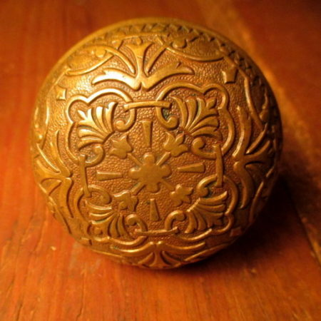Bronze Door Knob Mallory & Wheeler