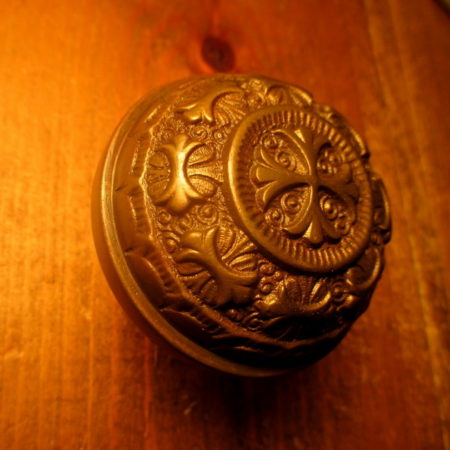 Nashua Bronze Door Knob
