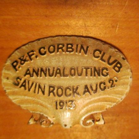 Corbin Outing Pin 1913