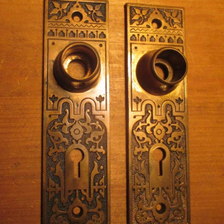 Russell & Erwin Hardware Damascene Pattern