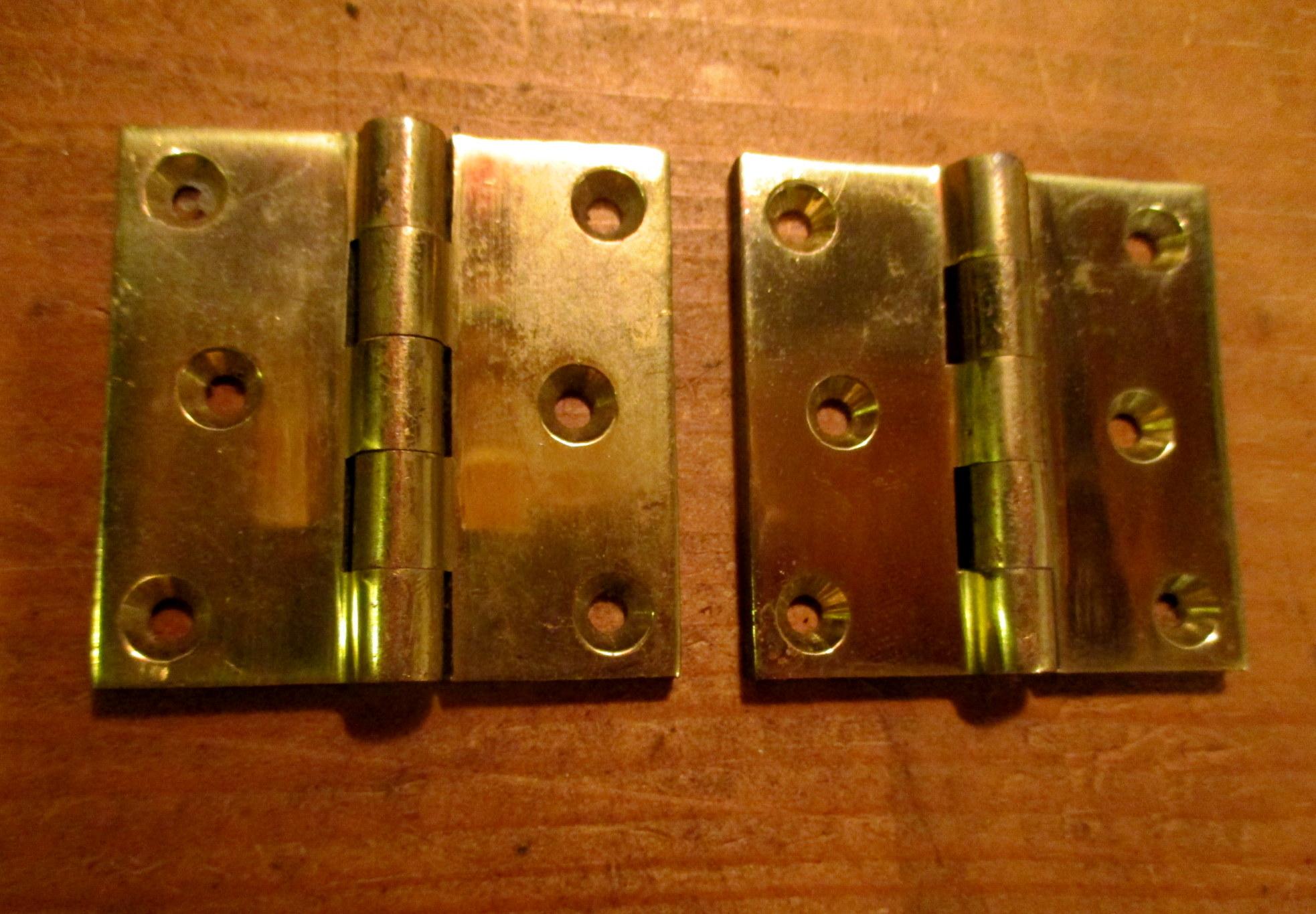 Cabinet Door Hinges Brass Shutter Hinge Ish 801