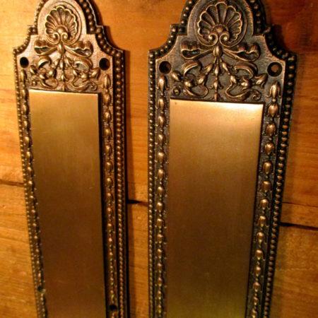Interior Door Push Plates Hardware